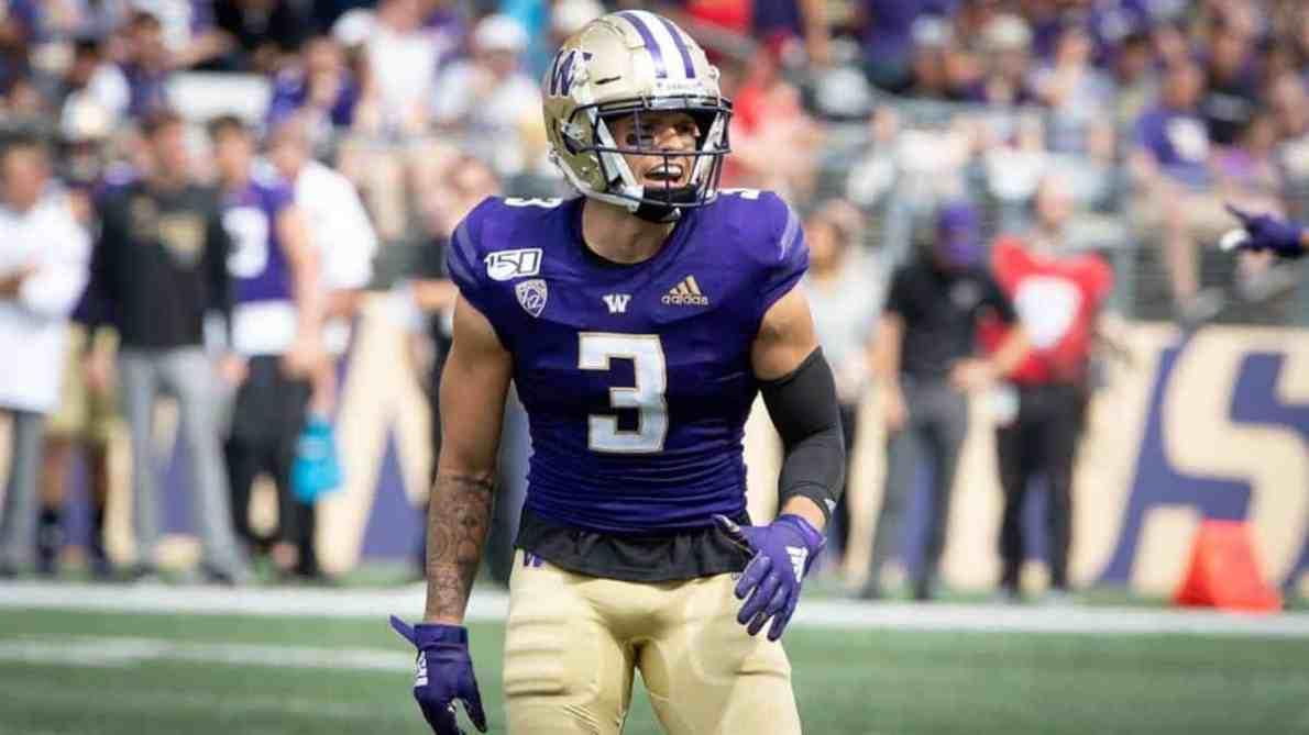 Elijah Molden: The next great Washington defensive back | PFN