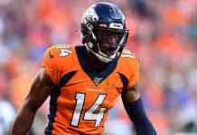Courtland Sutton ready to lead the Denver Broncos in 2020
