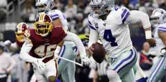 What is the top offseason storyline for each NFC East team in 2020?