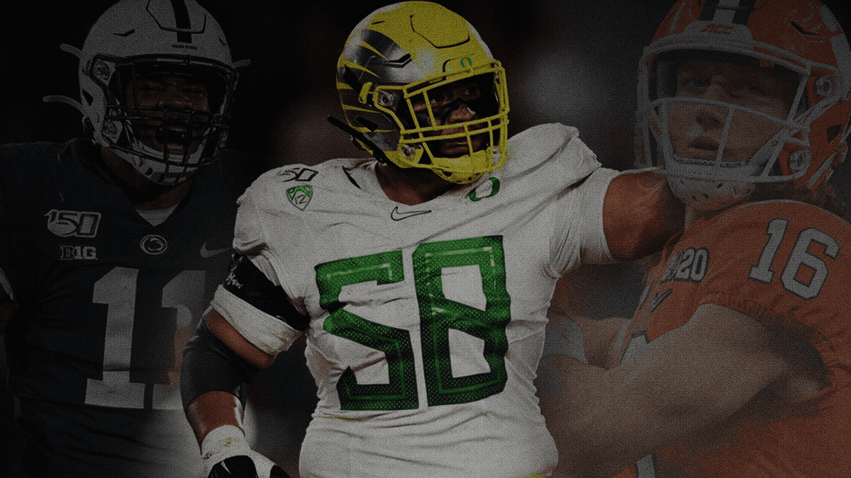 2021 NFL Draft: Ranking the summer's top 50 prospects