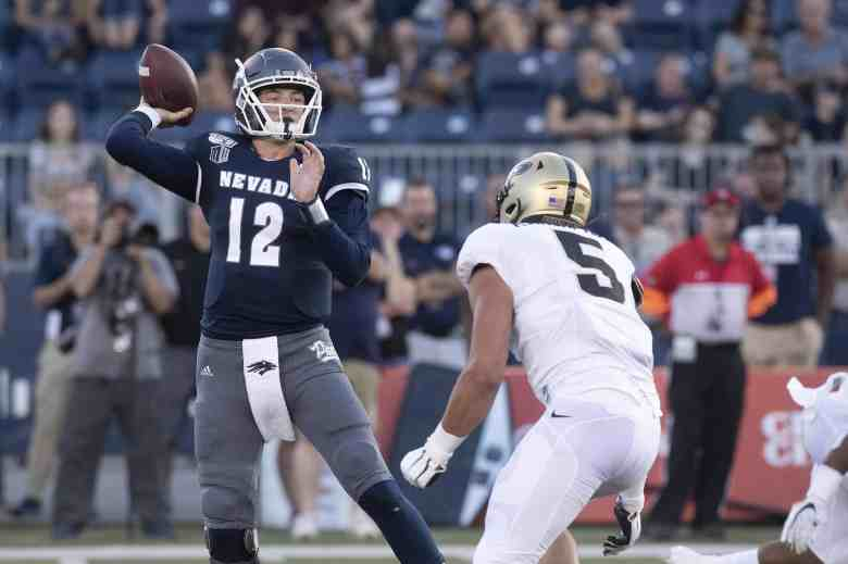 NFL Draft Stock Report: Nevada QB Carson Strong rising in Week 8 | PFN