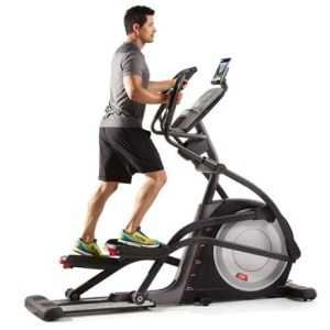 proform pro 16.9 elliptical video