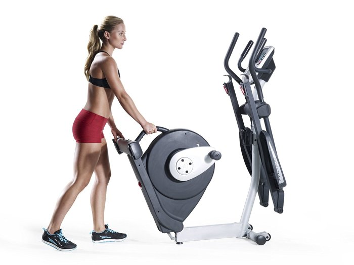 proform 600 le elliptical machine review