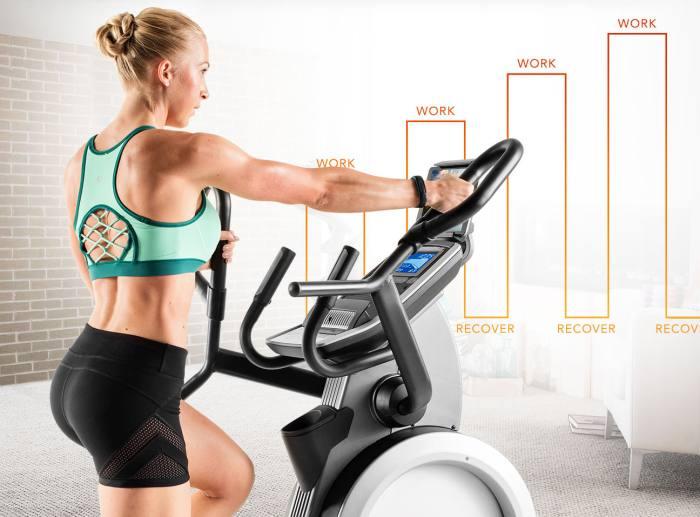 proform hiit trainer vs elliptical