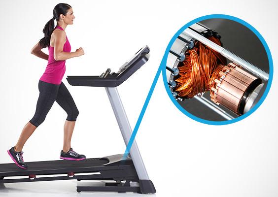 Proform 900 Treadmill with motor