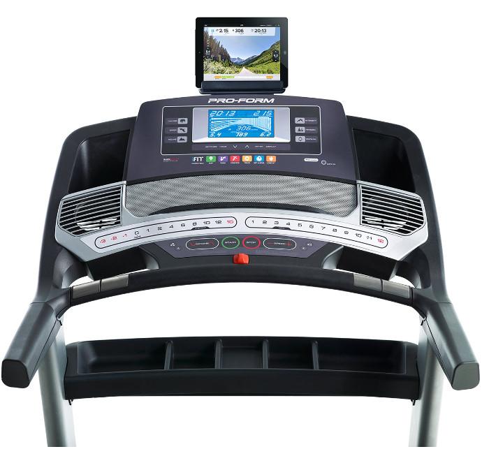 best proform treadmill that's good for running