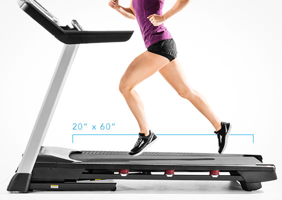 proform 995 vs 1000 Treadmill