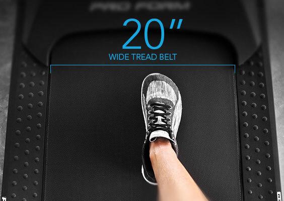 proform 1295i or 5000 treadmill