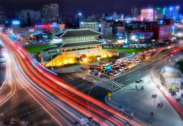 Seoul, Dongdaemun, Gate