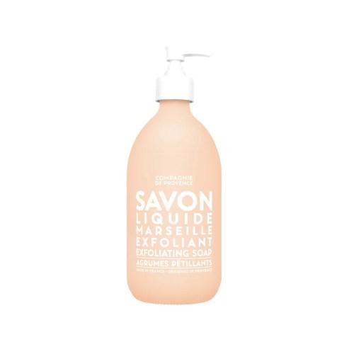 Sapone Liquido Esfoliante - COMPAGNIE DE PROVENCE - 300 ml