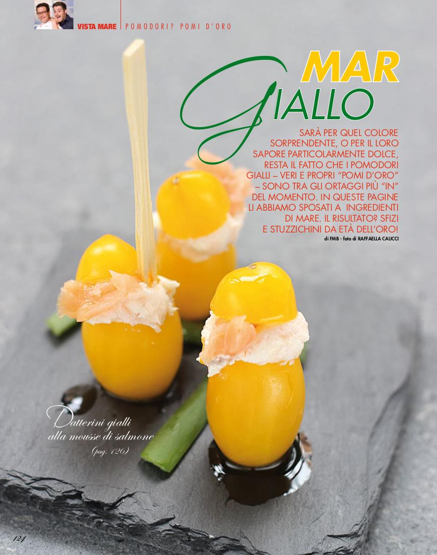 Pomodorini gialli Alice Cucina