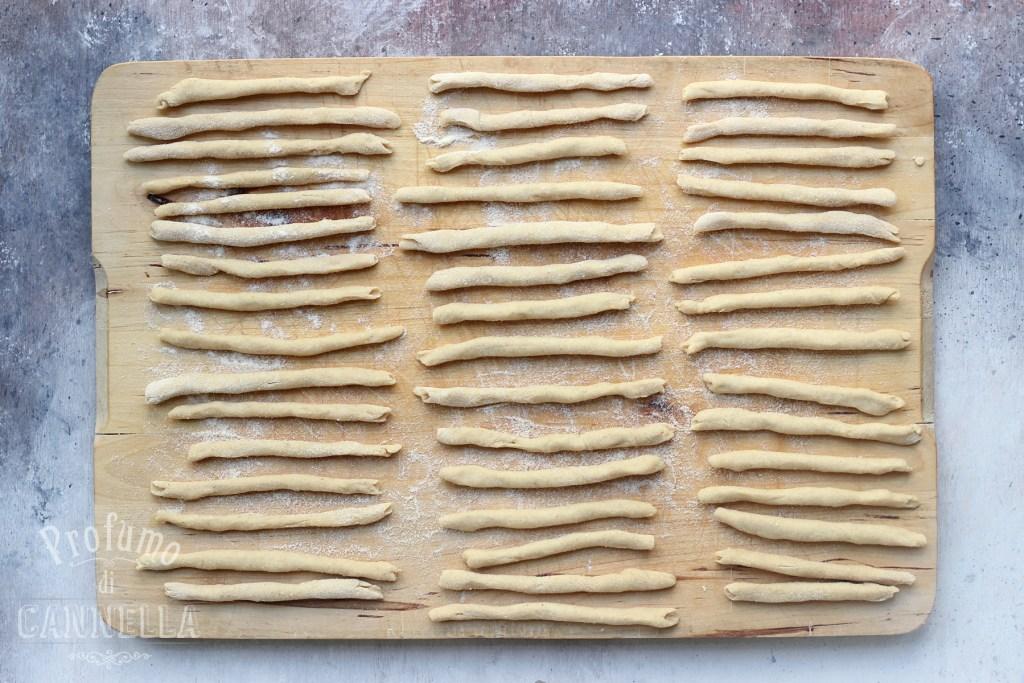 Pasta fatta in casa lucana