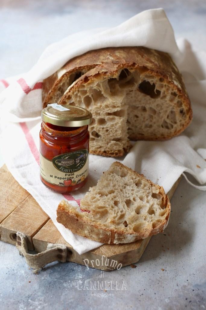 Pane con farina tipo 2