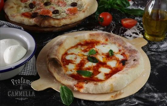 Pizza napoletana fatta in casa – ricetta e trucchi per la cottura