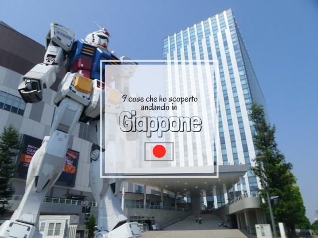 cosa portare in Giappone