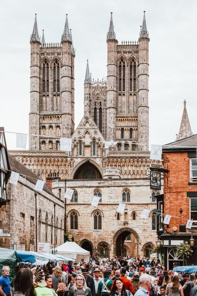 Lincoln Cathedral East Midlands