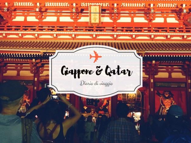 diario di viaggio tokyo