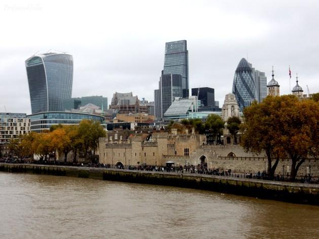 Grattacieli di Londra