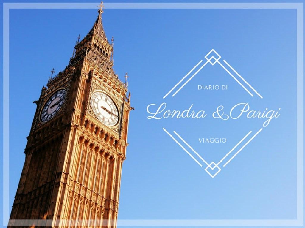 Diario di viaggio: Londra