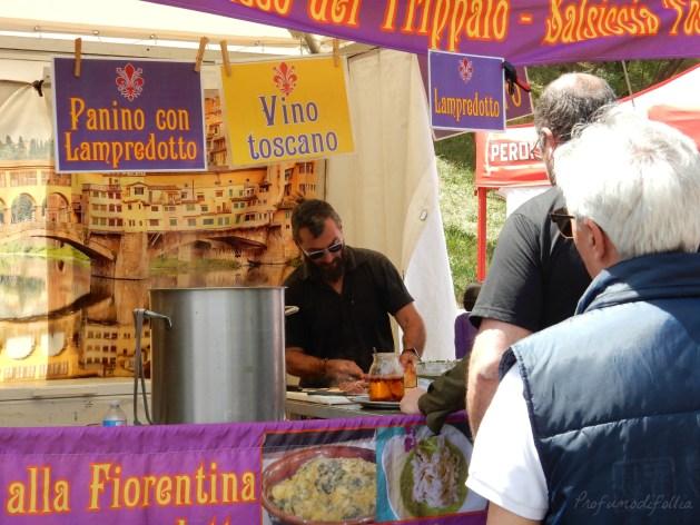 cibo di strada italiano toscana