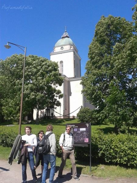 helsinki finlandia luoghi di interesse