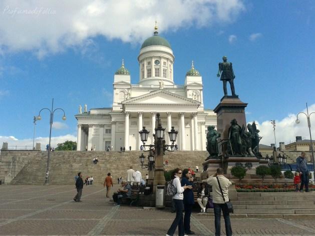 Helsinki in un giorno Tuomiokirkko