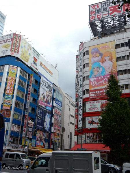 diario di viaggio tokyo akihabara