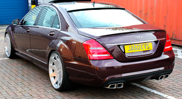 2010 Mercedes S350 S65 AMG Look