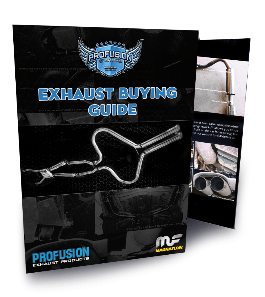 EXHAUST BUYING GUIDE
