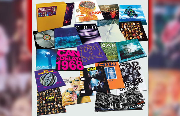 Can vinyl box-set