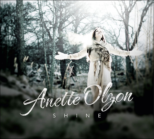 Anette Olzon - Shine cover