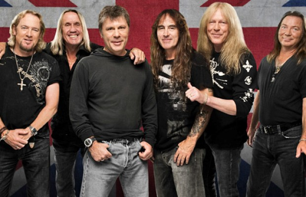 IRON MAIDEN to Donate Part of Belgrade Concert Revenue to Flood Victims