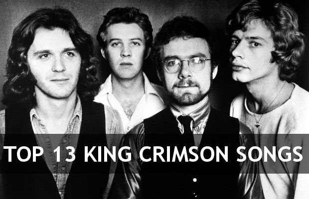 Top 13 King Crimson songs by Prog Sphere