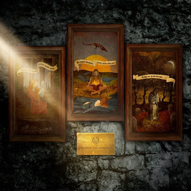Opeth - Pale Communion album artwork