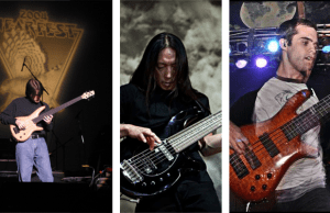 Top 20 Bass Players in Progressive Metal & Around