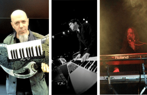 Top 20 Keyboard Players in Progressive Metal & Around