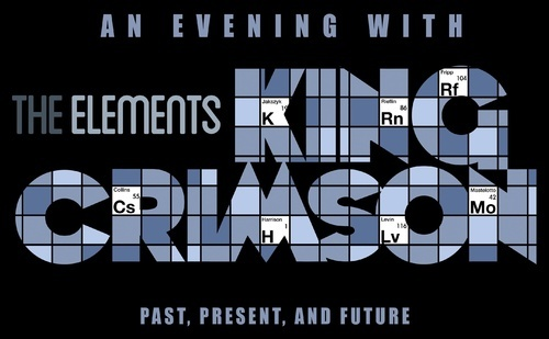 King Crimson - Elements tour