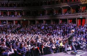Devin Townsend live at the Royal Albert Hall
