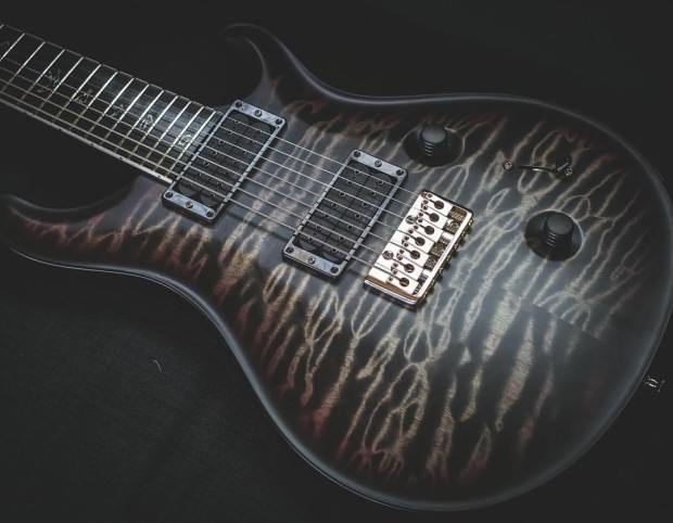 PRS 7-string Mark Holcomb signature