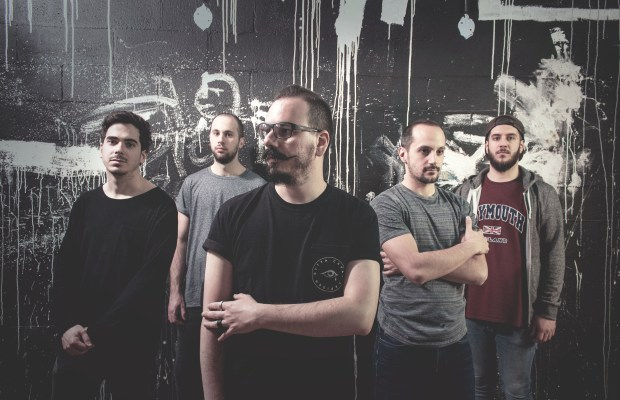 """CEILING OF ANVERS Premiere New Song """"Mirrored Realities"""""""