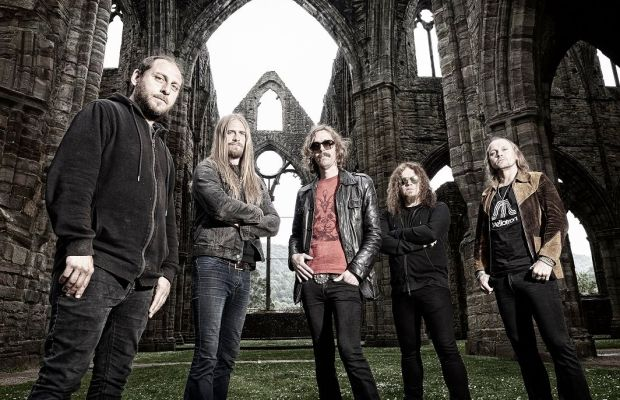 "OPETH to Release ""Garden of the Titans: Live at Red Rocks Amphitheater"" on November 2"