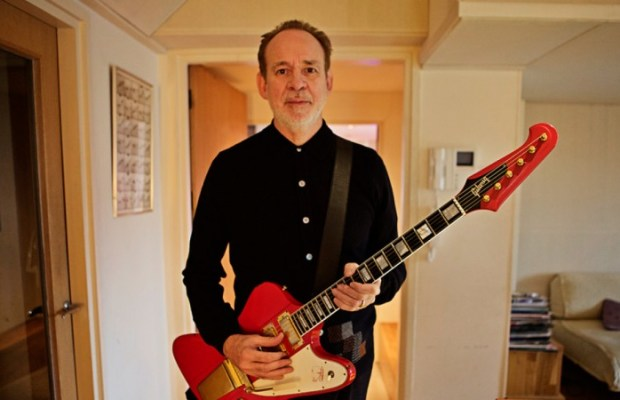 "PHIL MANZANERA: ""Live At The Curious Arts Festival"" Out on March 3"