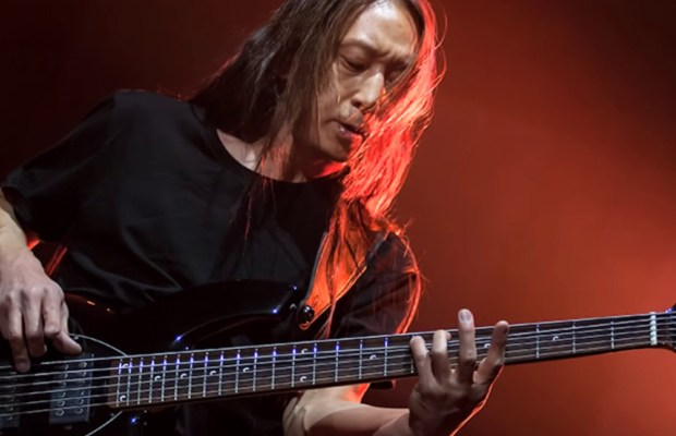 DREAM THEATER's JOHN MYUNG Featured in Ernie Ball's String Theory [VIDEO]