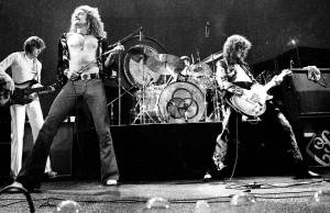 LED ZEPPELIN's History of Movie Soundtracks
