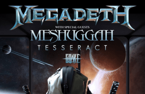 MEGADETH Announce U.S. Tour With MESHUGGAH, TESSERACT & LILLAKE