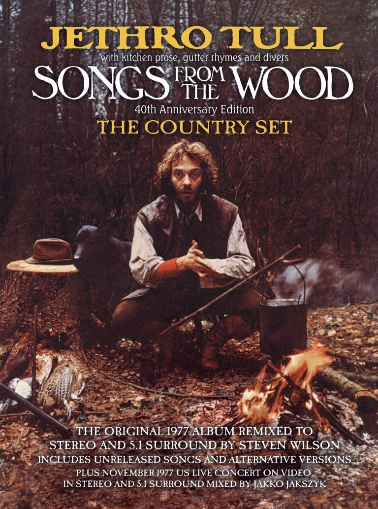 Jethro Tull Steven Wilson Remixed Quot Songs From The Wood
