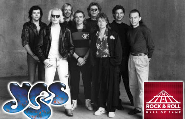 Yes - Rock and Roll Hall of Fame