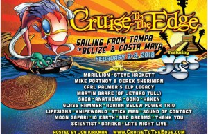 Cruise To The Edge 2018