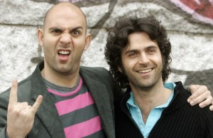 AHMET ZAPPA Invites Brother DWEEZIL to Settle Feud Between Them