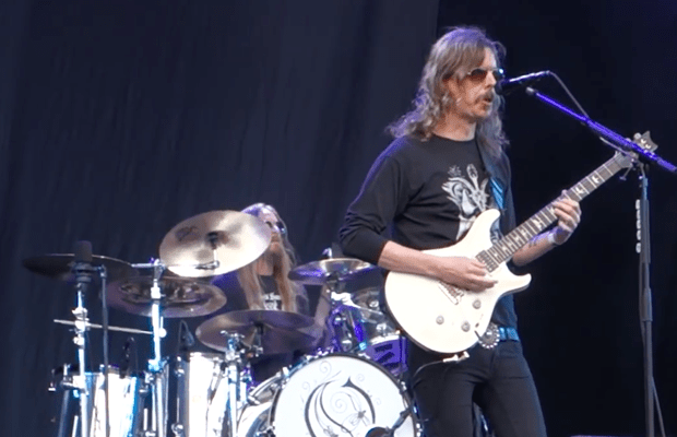 Opeth live at FortaRock 2018